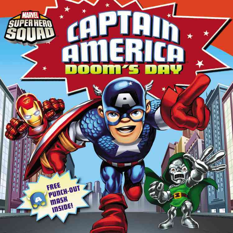 Captain America: Doom's Day (Paperback)