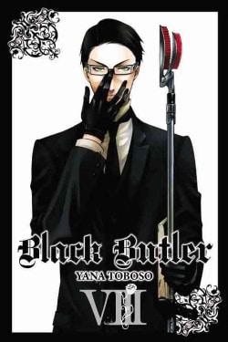 Black Butler 8 (Paperback)
