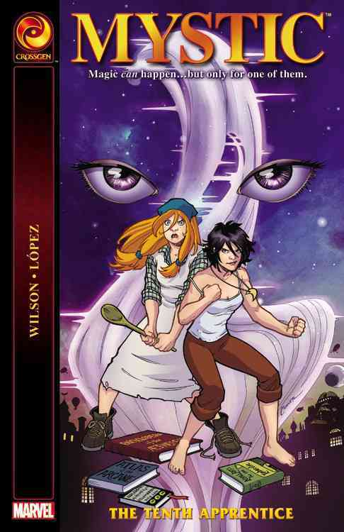 Mystic: The Tenth Apprentice (Paperback)