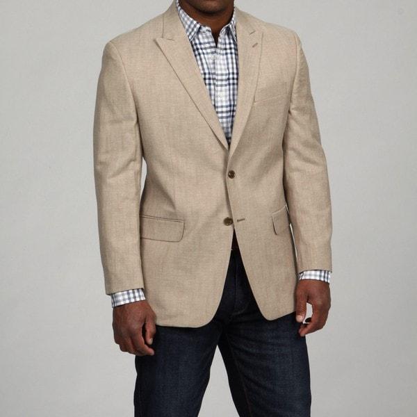 MICHAEL Michael Kors Men's Peak Lapel 2-button Sport Coat