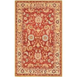 Safavieh Hand-hooked Chelsea Kaylene Country Oriental Wool Rug