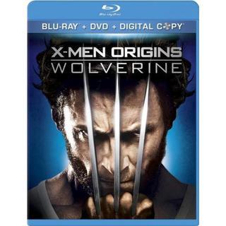 X-Men Origins: Wolverine (Blu-ray/DVD)