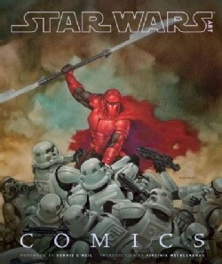 Star Wars Art: Comics (Hardcover)