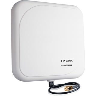 TP-LINK TL-ANT2414A 2.4GHz 14dBi Outdoor Directional Antenna, RP-SMA