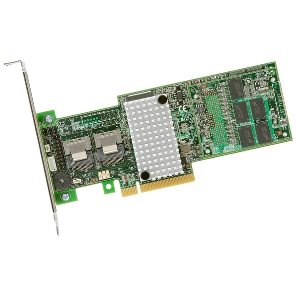 LSI Logic MegaRAID 9265-8i 8-port SAS RAID Controller