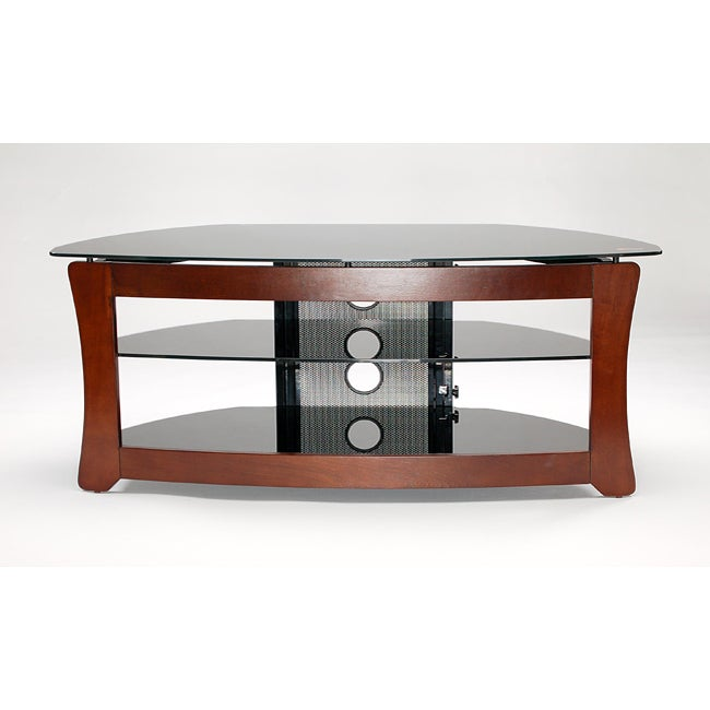 Avista Sovereign Rich Espresso 50-in Foldtech TV Stand (A...
