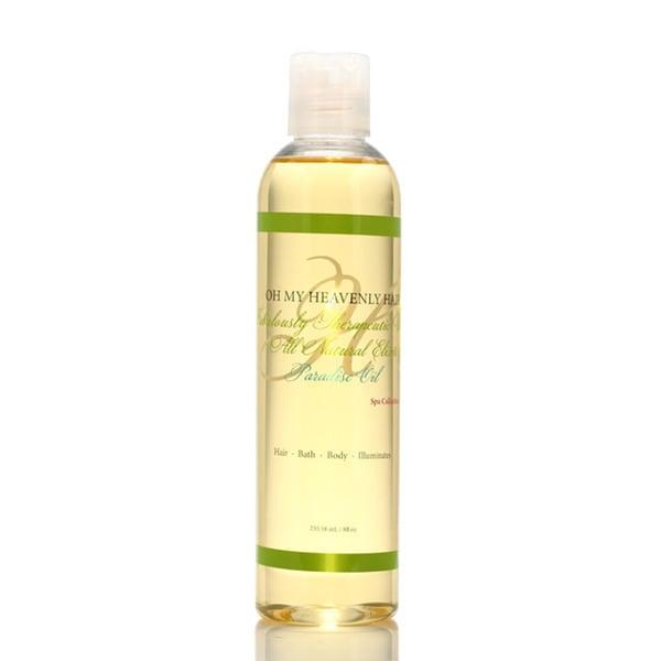 OMHH Fabulously Therapeutic Vegan All Natural Vanilla Breeze 8-ounce Elixir Paradise Oil