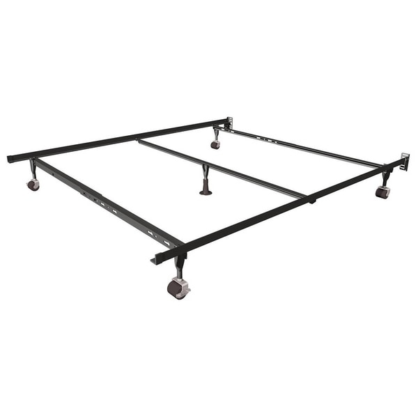 Mantua Insta-Lock Queen-Size Bed Frame
