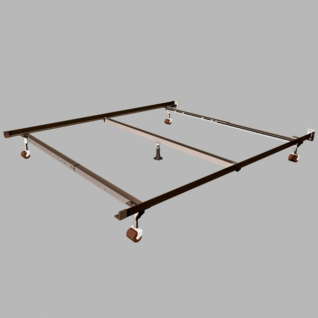 Insta-Lock Queen-Size Bed Frame