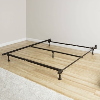 insta lock queen size glided bed frame