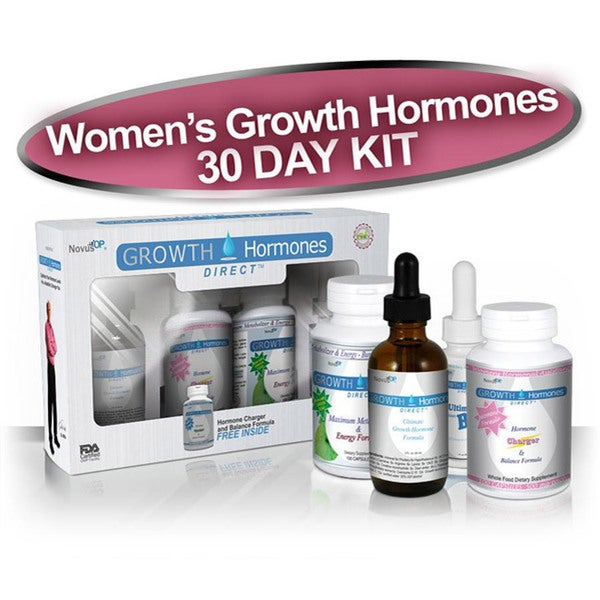 HGH Female Growth Hormone Formula 30-day Kit