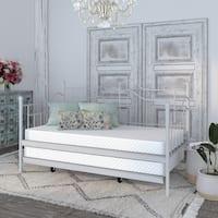 Select Luxury Flippable Comfort 6-inch Medium Firm Twin-size Foam Mattress