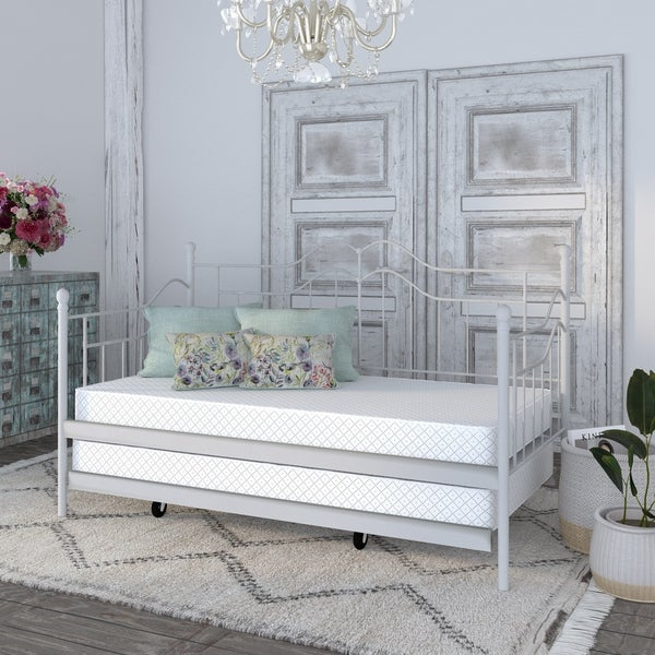 Select Luxury Daybed and Trundle 6-inch Reversible Foam Mattress (Mattress Only). Opens flyout.