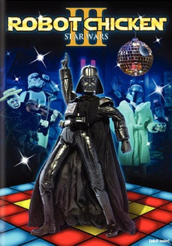Robot Chicken Star Wars 3 (DVD)