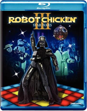 Robot Chicken Star Wars 3 (Blu-ray Disc)