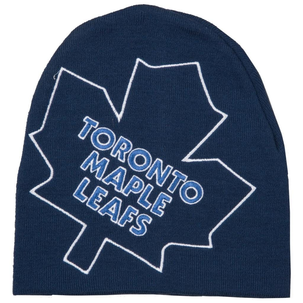 Toronto Maple Leafs Big Logo Stocking Hat