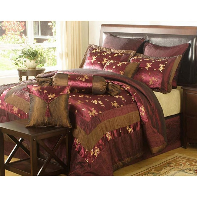 Osaka 3-piece Duvet Cover Set