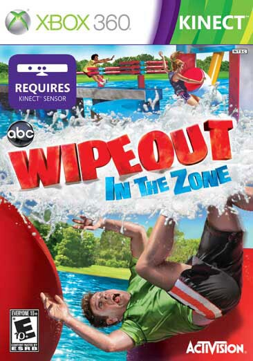 Xbox 360 - Wipeout In the Zone