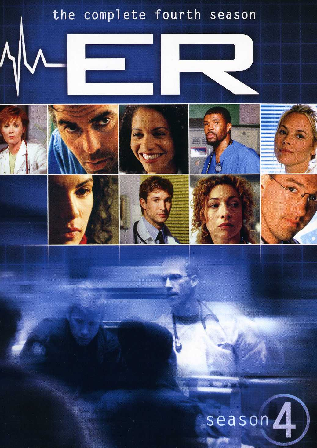 ER - The Complete Fourth Season (DVD) - Thumbnail 0