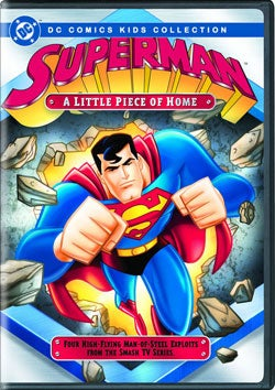 Superman Animated Series: A Little Piece of Home (DVD)