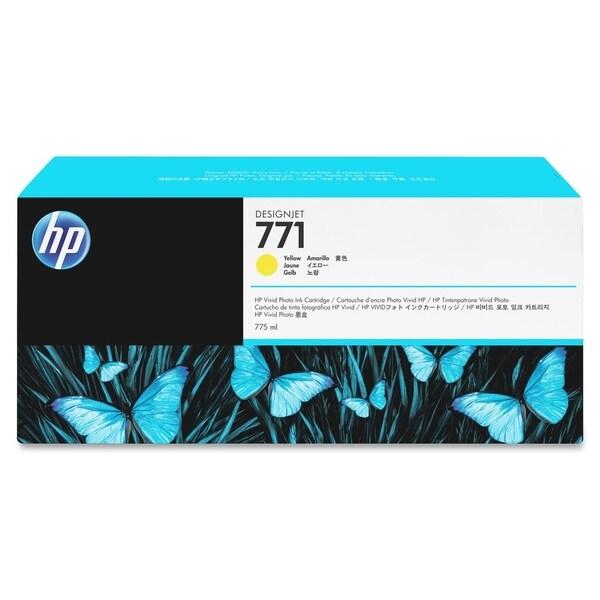 HP 771 Ink Cartridge