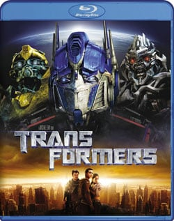 Transformers (Blu-ray Disc)