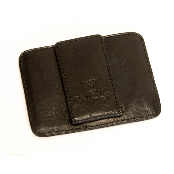Dasein Mens Genuine Smooth Italian Leather Wallet