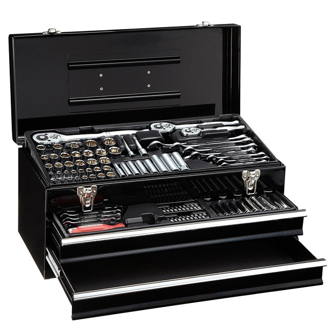 Turning Point 139-piece Mechanic's Socket Tool Chest