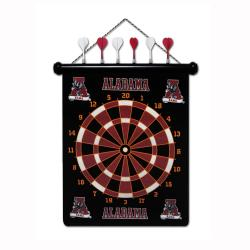 Alabama Crimson Tide Magnetic Dart Board - Thumbnail 0