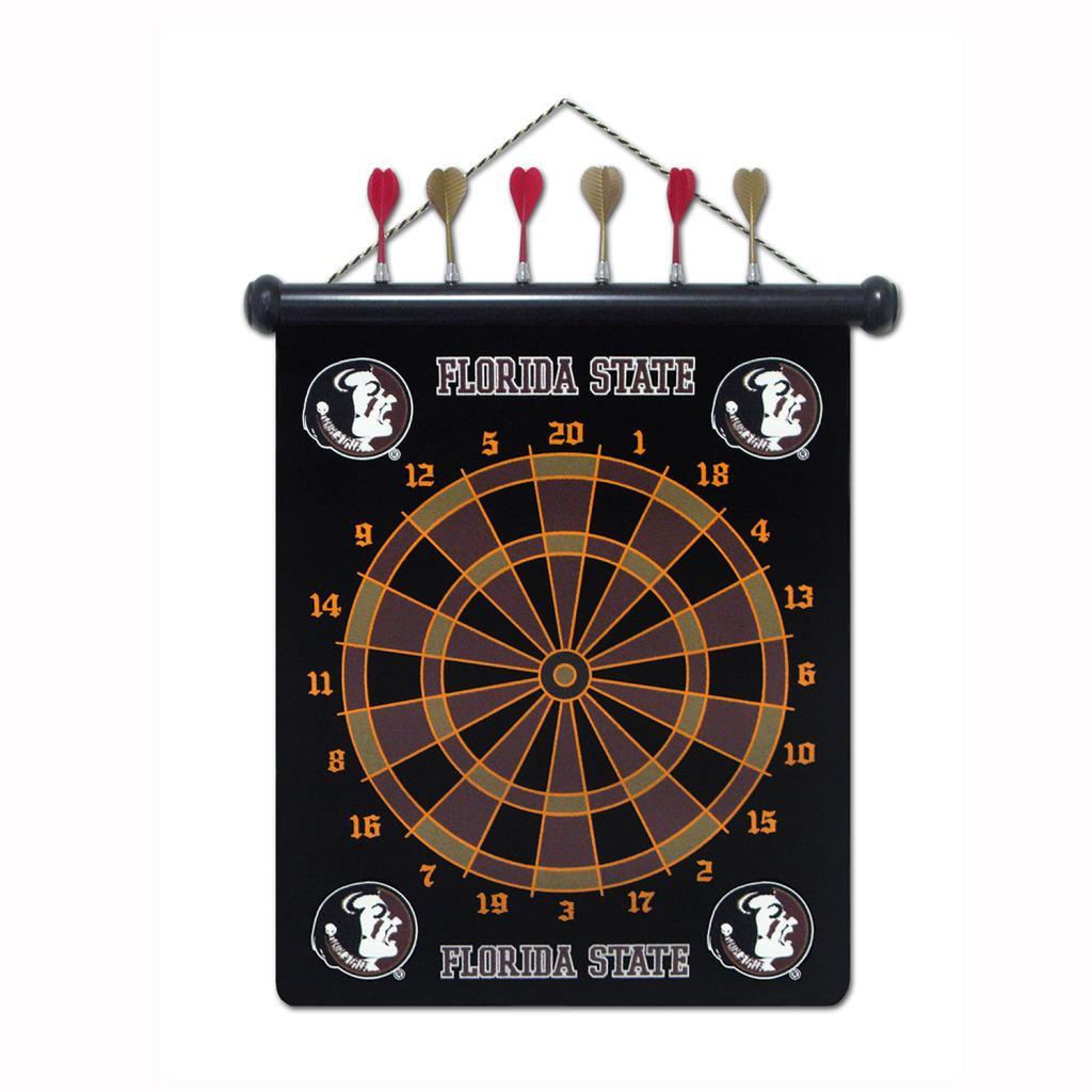 Florida State Seminoles Magnetic Dart Board