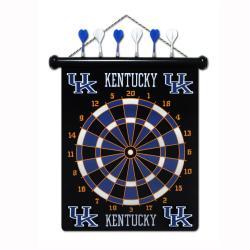 Kentucky Wildcats Magnetic Dart Board - Thumbnail 1