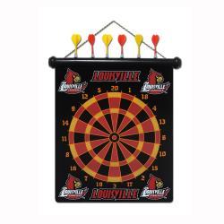 Louisville Cardinals Magnetic Dart Board - Thumbnail 2