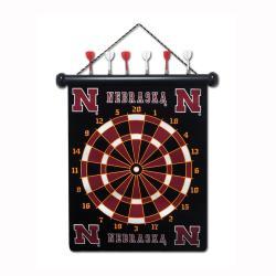 Nebraska Cornhuskers Magnetic Dart Board - Thumbnail 2