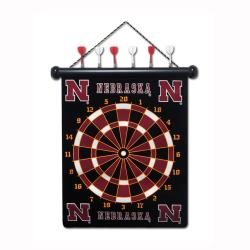 Nebraska Cornhuskers Magnetic Dart Board - Thumbnail 0