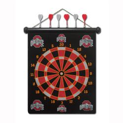 Ohio State Buckeyes Magnetic Dart Board - Thumbnail 1