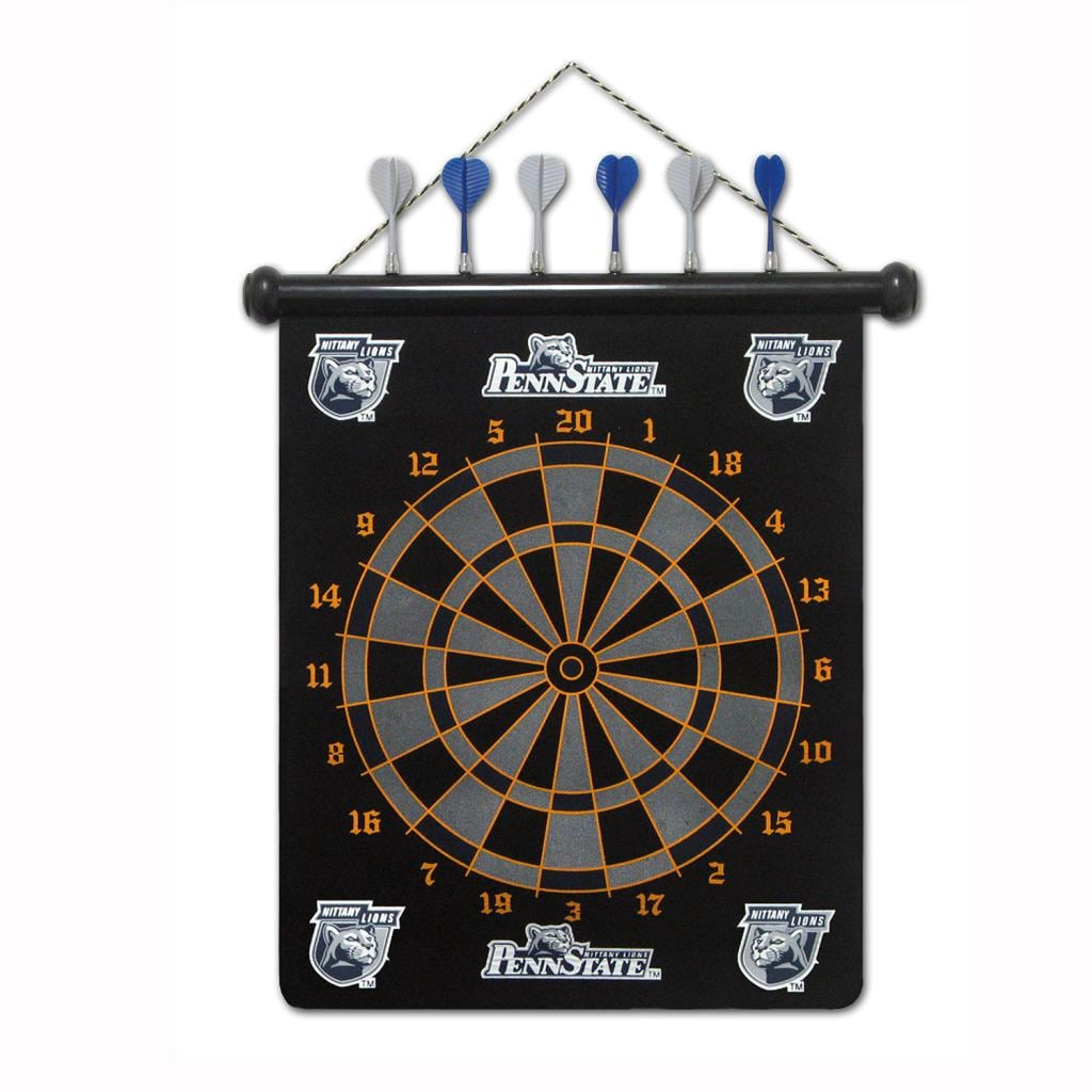 Penn State Nittany Lions Magnetic Dart Board