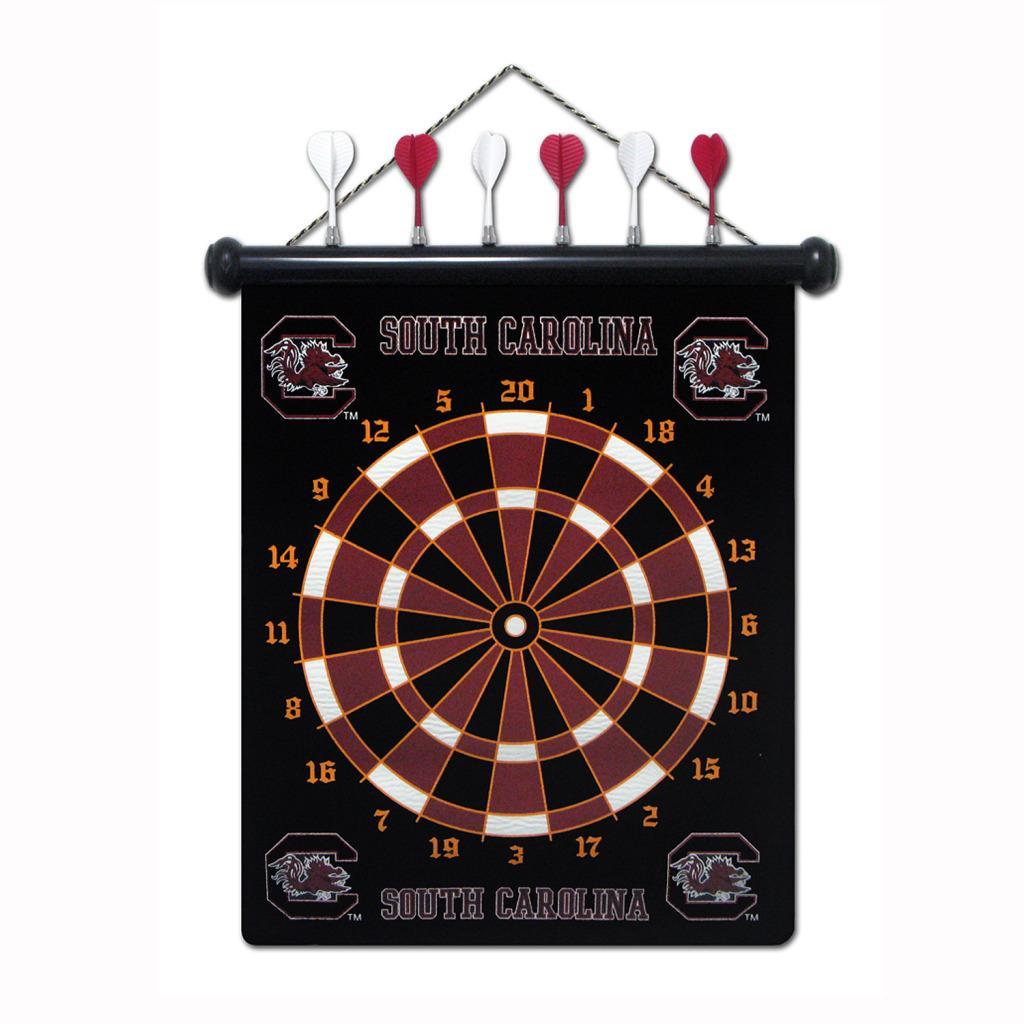 South Carolina Gamecocks Magnetic Dart Board