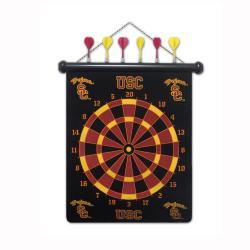 USC Trojans Magnetic Dart Board - Thumbnail 1
