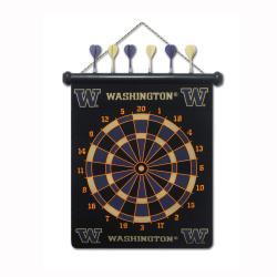 Washington Huskies Magnetic Dart Board - Thumbnail 1
