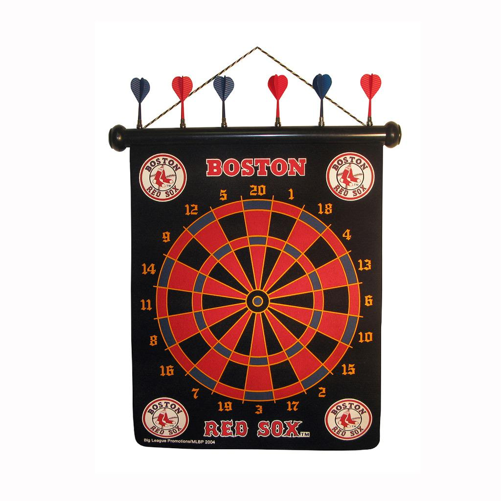 Boston Red Sox Magnetic Dart Board - Thumbnail 0