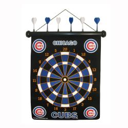 Chicago Cubs Magnetic Dart Board - Thumbnail 1