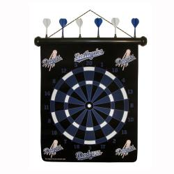 Los Angeles Dodgers Magnetic Dart Board - Thumbnail 1