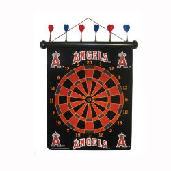 Los Angeles Angels of Anaheim Magnetic Dart Board
