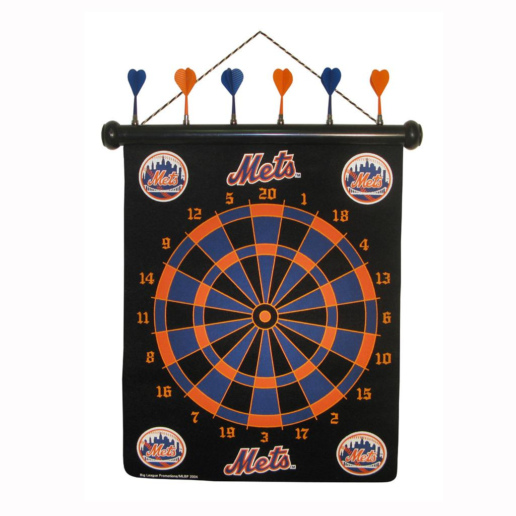 New York Mets Magnetic Dart Board - Thumbnail 0