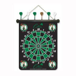 Boston Celtics Magnetic Dart Board - Thumbnail 2