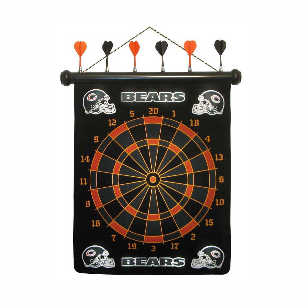 Chicago Bears Magnetic Dart Board - Thumbnail 0