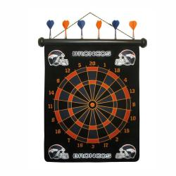 Denver Broncos Magnetic Dart Board - Thumbnail 0