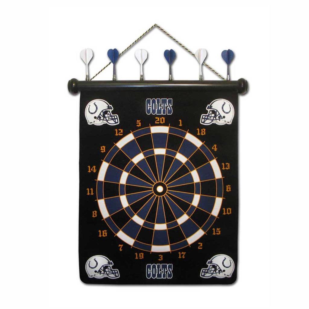 Indianapolis Colts Magnetic Dart Board