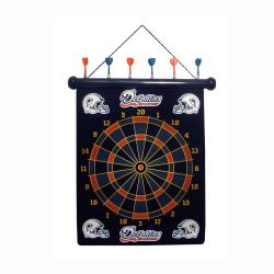 Miami Dolphins Magnetic Dart Board - Thumbnail 1
