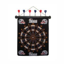 New England Patriots Magnetic Dart Board - Thumbnail 2